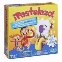 Pie Face Pastelazo Juego De Mesa Versión En Español Hasbro