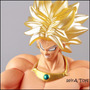 Figura Broly Pvc 26 Cms. Dragon Ball Z. Entrega Inmed. Mty.