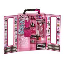 Barbie Clóset De Lujo Con Muñeca