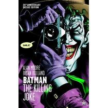Libro Comic Batman: The Killing Joke, Deluxe Edition Nuevo!