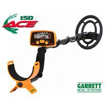 Detector De Metales Y Tesoros Garrett Ace 150 Envio Gratis
