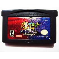 Pokemon Pinball Ruby & Sapphire Gba - Nintendo