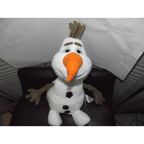 Precioso Peluche De Olaf Frozen Disney