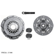 Kit Clutch Vw Van 1.8 Lts 2003 2004 2005 2006 2007 2008 2009