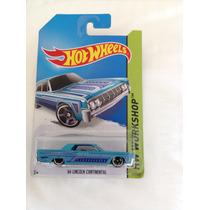 Hot Wheels 64 Líncoln Continental