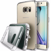 Funda Ringke Galaxy S6 Edge Original+protector Trasero