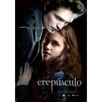 Display Original De Cine Crepusculo 1,2m X 2.0m
