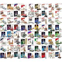 Rompecabezas 3d Puzzle Cubicfun Varios Modelos Serie C