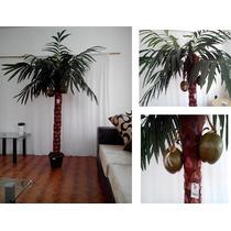 Decoraciones Palma De Cocos Artificiales Decorativos Idd