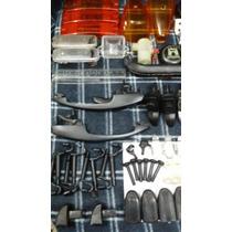 Chapas,cuartos,botones,seguros,cinturones Para Vocho
