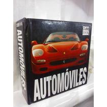 Automoviles Cube Book,enzo Rizzo, Ed. Numen
