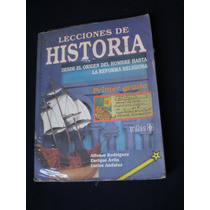 Lecciones De Historia - Alfonso Rodriguez, Enrique Ávila