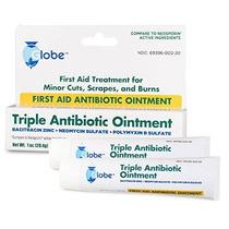 En Primer Antibiótico Triple Ungüento Ayuda 1 Oz (compare Co