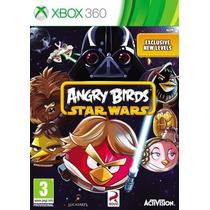 Angry Birds Star Wars Xbox 360 Kinect Físico Nuevo Sellado