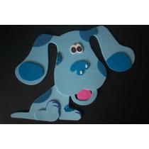 Figuras De Foamy Personaje Pistas De Blue Lote 10 P Fomi