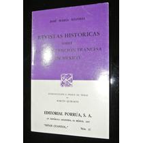 Iglesias, Revistas Históricas Intervención Francesa Mexico