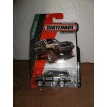 Matchbox Camioneta 85 Toyota 4runner Gris 1:64