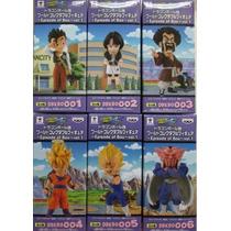 Banpresto Dragon Ball Z Set Wcf Episodio Boo Saga Goku Gohan