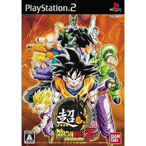 Super Dragon Ball Z Ps2 Japonesa
