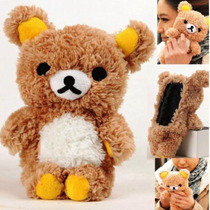 Peluche Funda Rilakkuma Galaxy S3 Mini Iphone 4 Tamañopareci