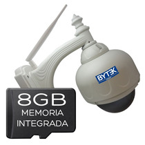 Camara Ip Domo Zoom Wifi Video Vigilancia X Internet Lbf