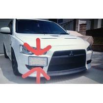 Mitsubishi Lancer Portaplaca Lado Copiloto