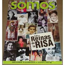 Las Reinas De La Risa Revista Somos Año 2002