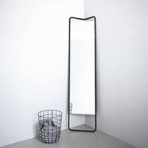 Espejo Esquinero Metal.