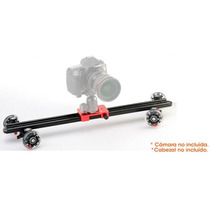 Dolly Slider Con Ruedas Skater Para Video Dslr 2 En 1