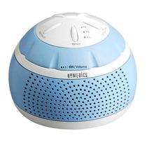 Mini Sound Spa Azul Baño Portartil Relajante Recargable