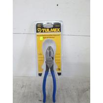 Pinza Para Electricista 8¿corte Tulmex 210-8l Vbf