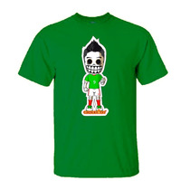 Playera De La Seleccion Mexicana Para Niño Galgo Oro Be -19