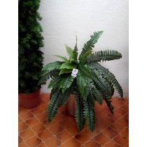 Planta Helecho Artificial Verde Venta De Flores ,arboles Vjr