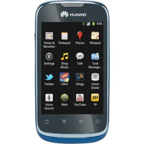 Huawei Fusion U8652 Android Touch Wifi 3.15mpx Red Social