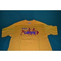 Playera The Beatles - Love - (bajo Licencia De Winterland)