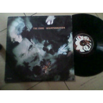 Disco Lp De Acetato The Cure, Desintegration