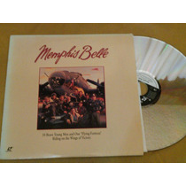 Laserdisc Memphis Belle El Bombardero Pelicula De 1990 Vbf