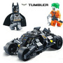 The Dark Knight Tumbler Batman Joker Compatible Con Lego 325