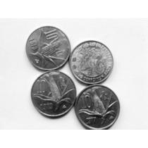 Moneda De 10 Centavos, De 1973, 1979 ( Mazorca )