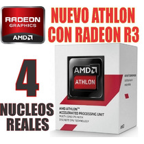 Cpu Procesador Amd Athlon 5150 6.4ghz Quad Core Radeon Vbf