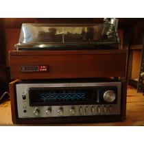 Tocadiscos Y Radio Marca General Electric