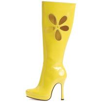 Botas Amarillas A Go Go, 60