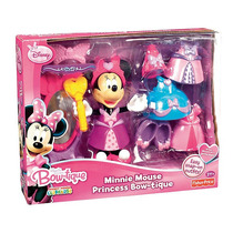 Minnie Mouse Set De Moda Princesa Disney