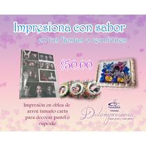 Oblea Personalizada Con Tu Foto O Imagen Favorita Vbf