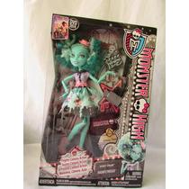 Muñeca Monster High Honey Swamp Mattel Original
