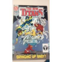 Comic En Ingles Dc The New Titans No. 88