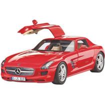 Revell Mercedes Benz Sls Amg 1/24 Con Todo ! Armar / Testors