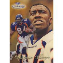 1998 Topps Gold Black Label Shannon Sharpe Te Broncos