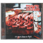 Transmetal - 17 Years Down In Hell Cd Nuevo Sellado