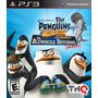 Penguins Madagascar Ps3 Nuevo De Fabrica Citygame